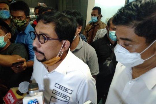 Cawali Surabaya Machfud minta semua pihak tunggu hasil resmi KPU