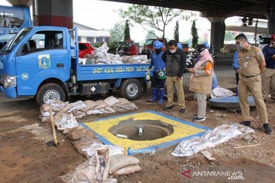 Pemkot Jakpus dorong proyek penanganan banjir rampung akhir 2020