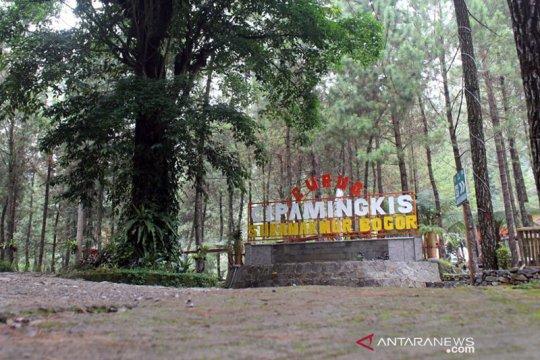 Curug Cipamingkis Bogor tawarkan keluar dari penatnya PSBB