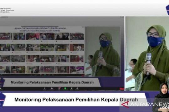 Satgas COVID-19: 96 persen pemilih gunakan masker saat pilkada