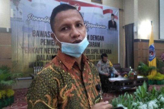 Pilkada Mataram, Bawaslu temukan indikasi pelanggaran saat pencoblosan