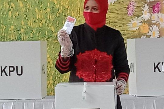 Cabup petahana Faida akui kalah di Pilkada Jember