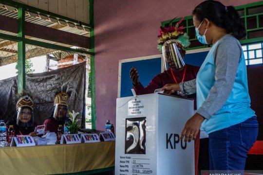 TPS unik di Keerom Papua