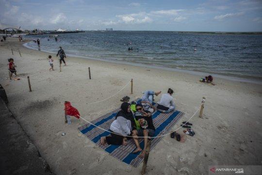 Wisata Ancol saat libur nasional Pilkada serentak
