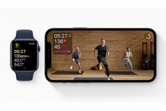 Apple Fitness+ segera tersedia bulan ini