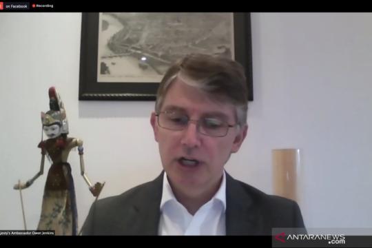 Inggris siap salurkan surplus vaksin untuk negara berkembang via COVAX