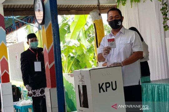 Kotak kosong raih 15 suara di TPS calon Wali Kota Semarang Hendi