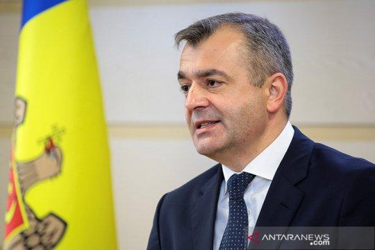 PM Moldova terinfeksi virus corona