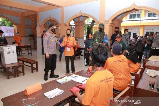 TNI-Polri di NTB larang konvoi kemenangan Pilkada