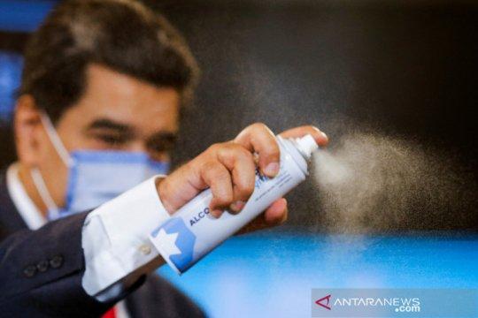 Venezuela akan kirim oksigen ke Brazil untuk pengobatan COVID-19
