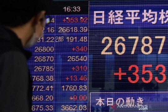 Saham Tokyo ditutup turun karena aksi ambil untung setelah 5 hari naik