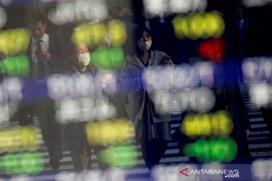 Nikkei Jepang ditutup naik ke level tertinggi 30 tahun