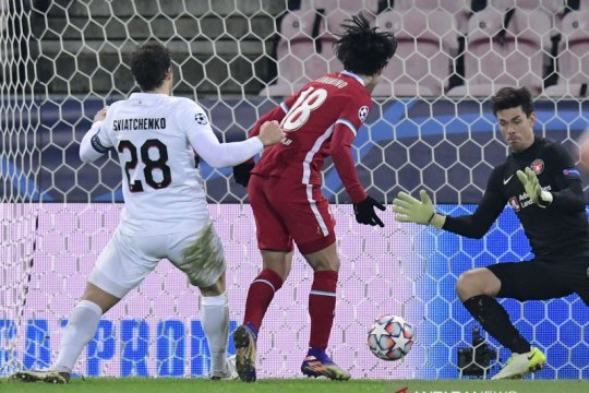 Liverpool diimbangi Midjylland dalam laga sarat keputusan VAR