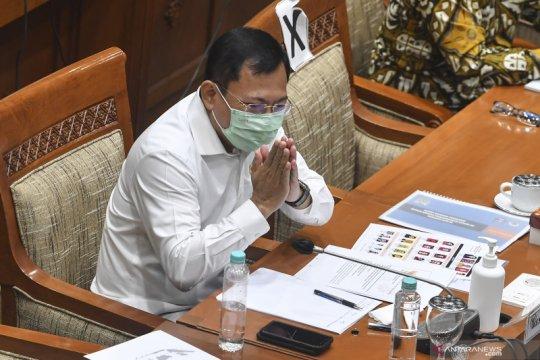 Menkes ingatkan jajarannya jangan coba-coba korupsi anggaran