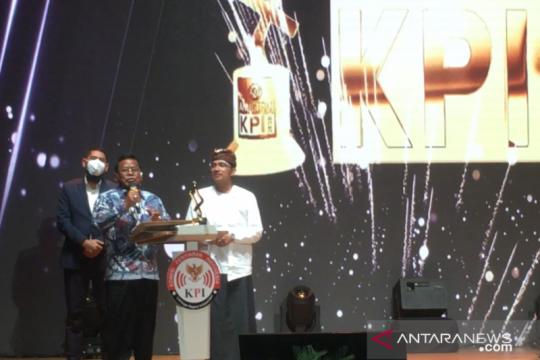 KPI berikan penghargaan Anugerah KPI 2020 kepada Wali Kota Banda Aceh