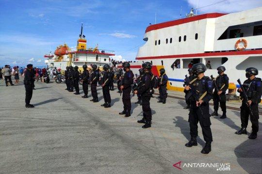 Polda Maluku Utara ajak masyarakat jaga kamtibmas usai pencoblosan