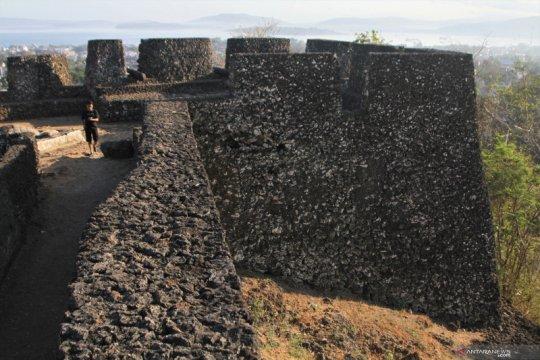 Menapak jalan Benteng Keraton Buton Baubau sebagai warisan dunia