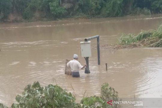 Suplai air bersih belum normal pascabanjir di Aceh Timur