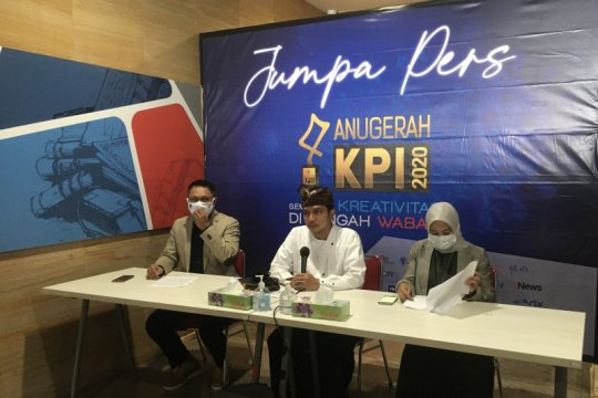 Anugerah KPI 2020 beri penghargaan kepala daerah inspirasi penyiaran