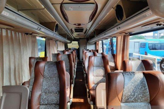 "DAMRI sosialisasikan ""Safe on Bus"" untuk perjalanan kala pandemi"