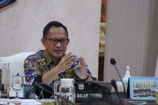 Mendagri Tito minta kepala daerah siapkan Pilkades serentak 2020