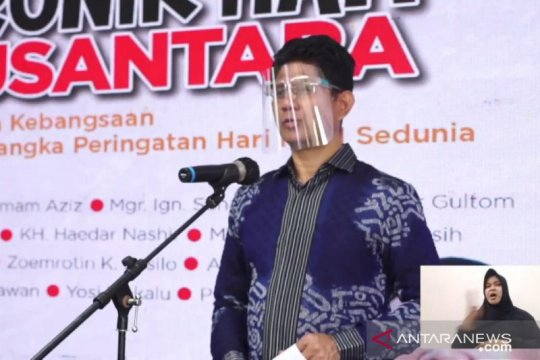 Direktur Kemitraan: Korupsi adalah perbuatan melanggar HAM