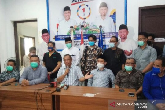 Akhyar-Salman apresiasi perjuangan relawan AMAN