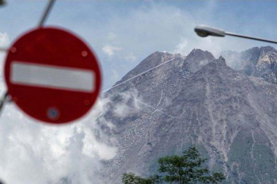 BPPTKG: Gunung Merapi mengalami 24 kali gempa guguran