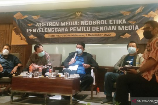 DKPP harap peran pers lebih edukatif di masa Pilkada