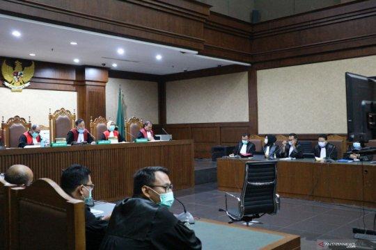5 mantan petinggi Waskita Karya didakwa rugikan negara Rp202 miliar