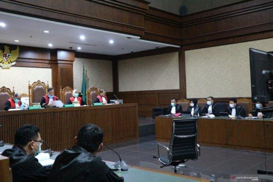 Jaksa KPK beberkan 41 proyek PT Waskita Karya yang dinilai fiktif