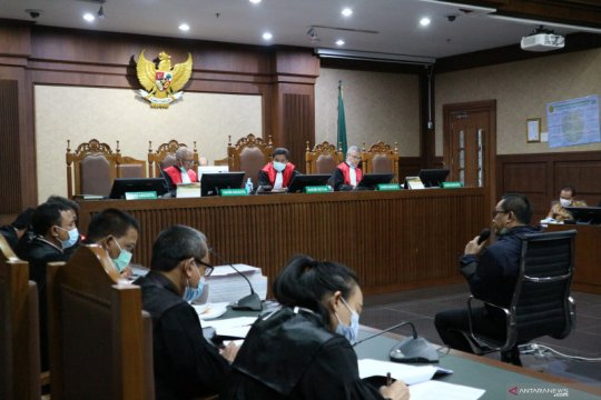 Prasetijo tak tahu status buron Djoko Tjandra saat pergi ke Pontianak