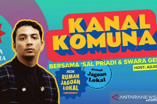 "JOOX ""Kanal Komunal"" dukung musisi lokal dan komunitas berkarya"