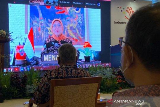 Batal digelar, Menaker Ida lepas 70 calon kompetitor ASC XIII