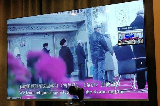 Umat Islam di Xinjiang diizinkan belajar agama