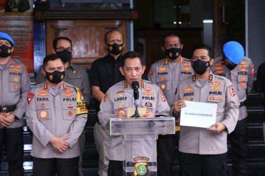 Ketua DPR: Polri ke depan harus tingkatkan profesionalitas personel