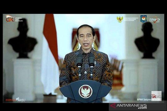 Presiden Jokowi minta TPAKD lebih agresif tingkatkan literasi keuangan