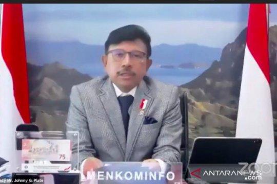 Kominfo alokasikan APBN 2021 untuk pembangunan infrastruktur