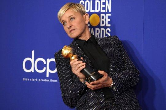 Ellen DeGeneres positif COVID-19