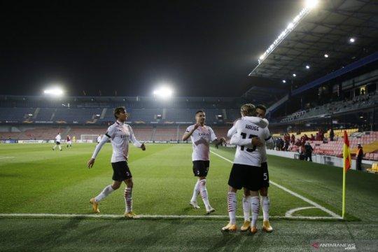 AC Milan menang 1-0 dari Sparta pada laga pemungkas Grup H