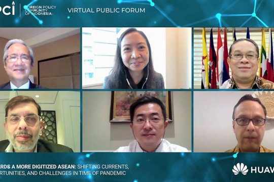 Huawei Indonesia & FPCI bahas akselerasi digital pemulihan ekonomi