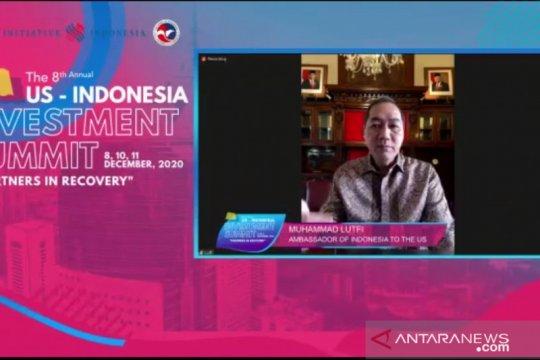 Indonesia genjot perdagangan jasa dan produk digital dengan AS