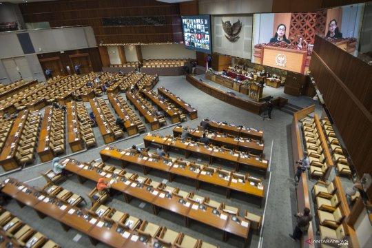 Sidang Paripurna DPR Penutupan Masa Sidang II 2020-2021