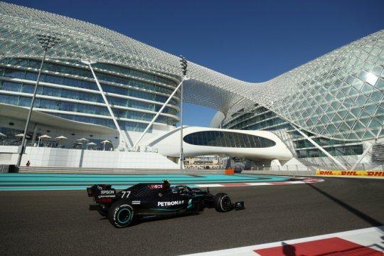 Bottas ungguli Hamilton untuk puncaki FP2 GP Abu Dhabi
