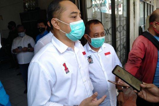 """""""Real Count"""" PDIP, kemenangan Eri-Armuji di 28 kecamatan Surabaya"""