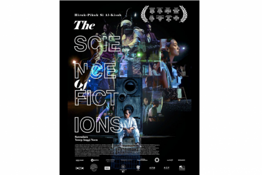 "Membedah ""The Science of Fictions"" lewat kacamata kreator dan aktornya"
