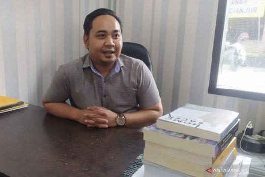 Bawaslu Cianjur menerima laporan dugaan politik uang