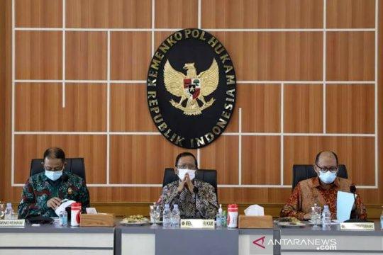 Mahfud tegaskan tugas pemerintah menjaga keutuhan bangsa