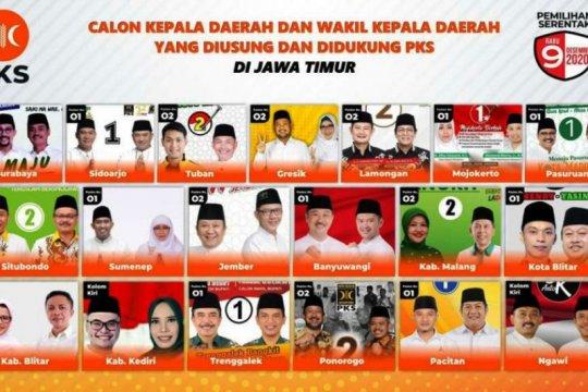 PKS Jatim minta kawal suara hingga pengumuman resmi KPU di daerah