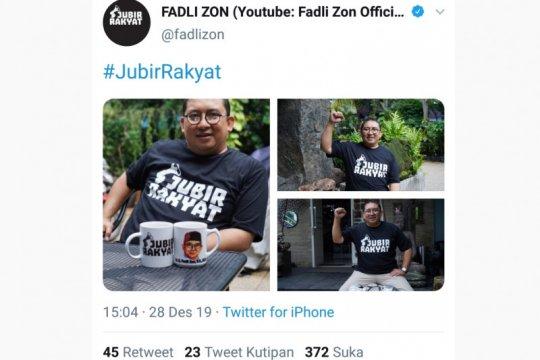 Bareskrim masih dalami kasus Twitter Fadli Zon like konten tak senonoh